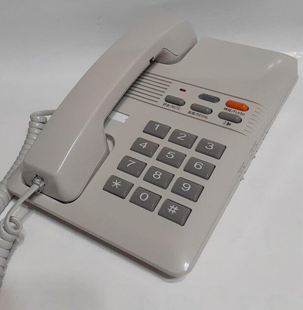 數位通訊~含稅 瑞通 RS-802HF 單機 電話機 總機可用  SWEETONE (淺灰色)