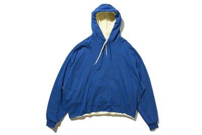 "[ LAB Taipei ] NEON SIGN ""SANDWICH HOODIE"" (Blue)"