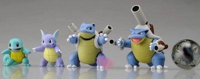神奇寶貝超進化公仔Pokemon Go 神奇寶貝公仔 進化公仔 抓寶 寶可夢 噴火龍/水箭龜/火焰雞/妙娃花/超夢生日