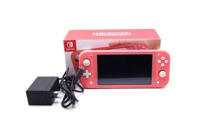 【台中青蘋果】任天堂 Nintendo Switch Lite 珊瑚色 二手 遊戲主機 #64932