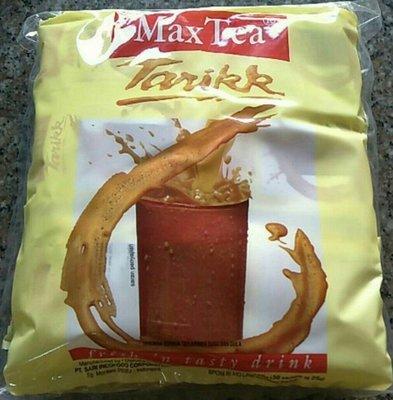 網路人氣茶飲 印尼maxtea奶茶美詩奶茶 MAXTEA 25g*30包/袋 效期2022.7月