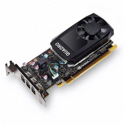 Leadtek 麗臺 NVIDIA Quadro P600 2G 128bit PCI-E 工作站 繪圖卡