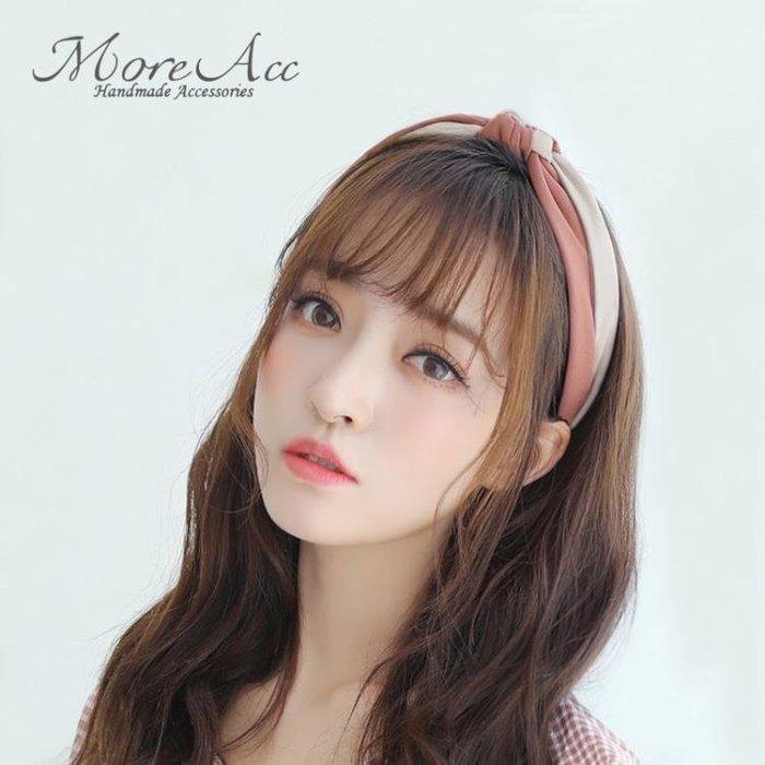 發箍韓國簡約寬邊壓發卡發帶頭箍女超仙甜美成人發飾