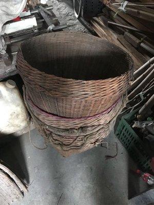 台灣早期農具、懷舊、竹籃(1)