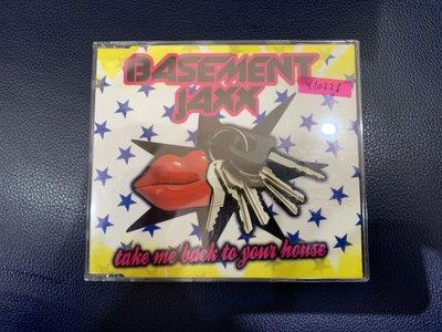 *還有唱片行*BASEMENT JAXX / TAKE ME BACK TO 二手 Y10228