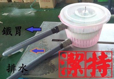 台中[潔特]廚餘機--全新,廚餘渣過濾桶(須搭配鐵胃),環保產品,台製