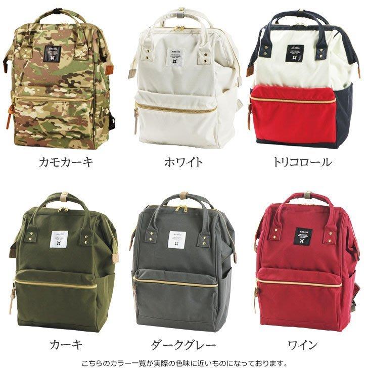 【日本正版,不是原單假貨 】日本  anello 超大容量 後背包 媽媽包