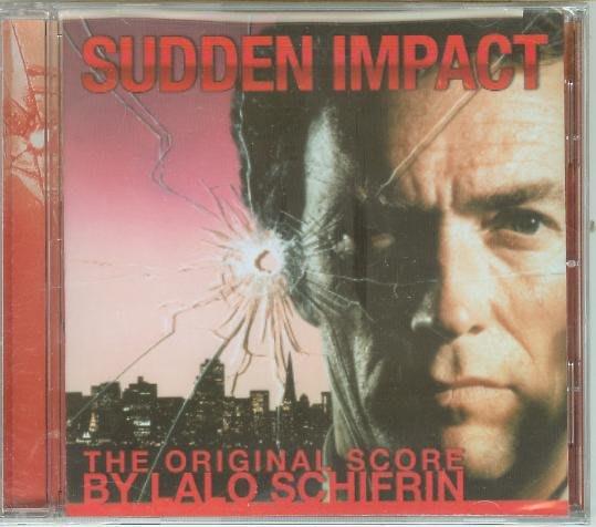 辣手神探勇勁沖天 撥雲見日(Sudden Impact)- Lalo Schifrin(35),全新美版