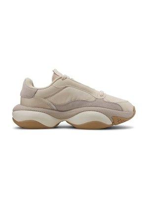 南◇2020 5月 Puma 休閒鞋 Alteration Tonal Cover 米白 灰色 371557-03 粉色