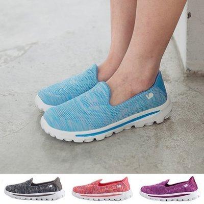 Ovan 女款 SNAIL 回彈記憶鞋墊舒適透氣休閒 健走鞋 運動鞋