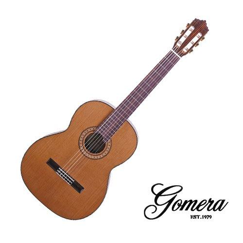 Gomera GC-05C 加拿大紅松面單 39吋 古典吉他 - 【他,在旅行】
