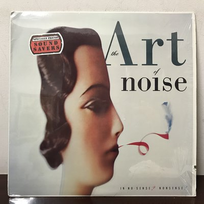 晨雨黑膠【西洋】美版/The Art Of Noise – In No Sense? Nonsense!