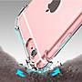 HTC U11eyes四角防摔殼U11+手機保護套plus全包矽膠軟殼1.5加厚版