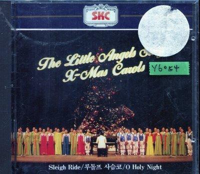 *還有唱片行* THE LITTLE ANGELS SING CHRISTMAS CAROLS 全新 Y6054