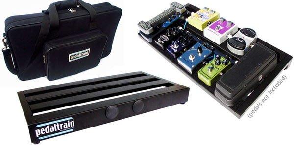 ☆ 唐尼樂器︵☆ Pedaltrain 2 專業效果器板+袋(61x31.75公分)(取代效果器盒,全系列進駐唐尼)