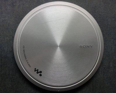 KV卡站 SONY EJ955 索尼CD隨身聽 馬來西亞製造 金屬上蓋CD PLAYER 單賣主機