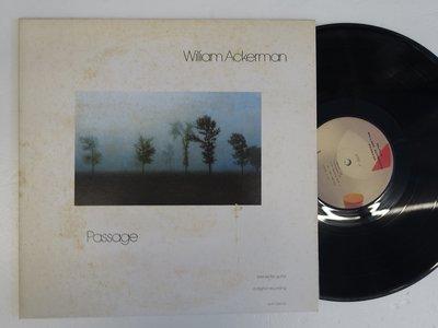 【柯南唱片】Wiliam Ackerman passage>>台版LP