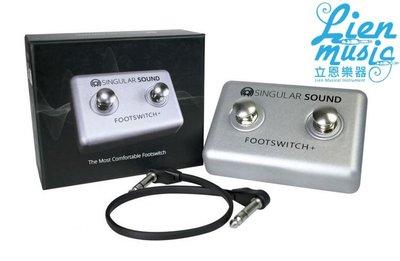 『立恩樂器 效果器專賣』免運分期 Singular Sound Footswitch+ 切換踏板 切換開關