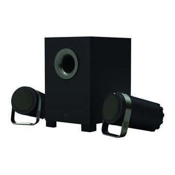 美國ALTEC LANSING 2.1重低音喇叭組/絕版美聲