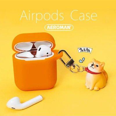 airpods pro 保護套 柴犬 總柴 防疫 赤柴 橘色 日本 黑柴犬 白柴犬 科基 科基犬 柯基狗 鬥牛犬 貓