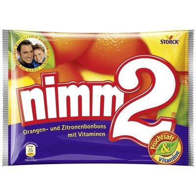 德國 nimm2 Bonbons 145g 維他命水果夾心糖果 (硬式糖果)