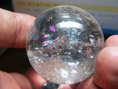 **結緣水晶**優質,漂亮的髮晶球,166.6公克49MM,慶祝微解封,買一送一買二送二,送贈品外加免運費