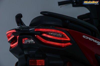 【貝爾摩托車精品店】KOSO 尾燈總成 五代戰 新勁戰 五代 燻黑殼 方向燈 黃光 附 LED繼電器