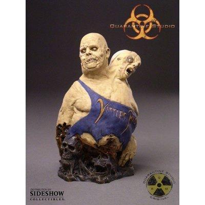 金錢貓雜貨 全新 Quarantine Studio Zombie 6吋 Vittles Brothers