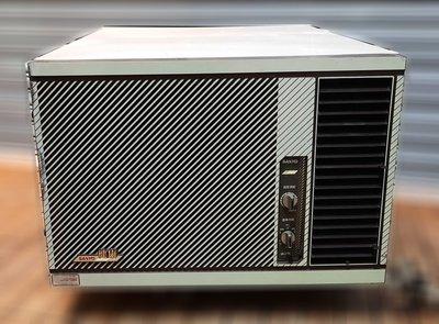 台中2手傢俱【樂居二手家具館】AC0619HJJ 三洋健康2.5頓窗型冷氣 二手家電買賣 冰箱 洗衣機 液晶電視 分離