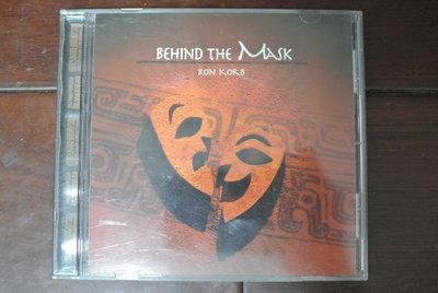 CD ~ BEHIND THE MASK / Ron Korb ~ JINGO JCD030008