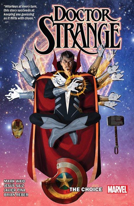 略《代訂中》[美版書籍] Doctor Strange by Mark Waid Vol.4 9781302914585