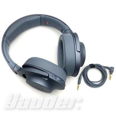 【福利品】SONY WH-H900N 藍 (1) 數位降躁觸控式 無線藍牙耳罩式耳機 送收納袋 台北市