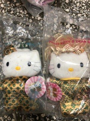 麥當勞 千禧之戀Hello Kitty娃娃/KT娃娃/hello kitty玩偶