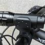 全新U型旋轉車夾 自行車手電筒夾,車燈夾,自行車夾【F1單車】