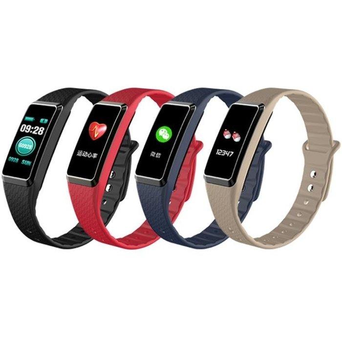 蘋果通用彩屏運動智慧手環防水計步多功能男女iPhone手錶HM 衣櫥祕密