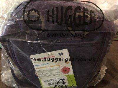 英國 Hugger 1846 Purple Tubby(紫桶包)