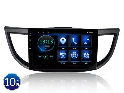 (小鳥的店)本田 2012-16 CR-V4 CRV 4代 影音10吋 專用機 JHY 音響主機 R3 安卓 互聯 導航