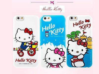 【PH457】正品授權 Hello Kitty iPhone 6 6S 凱蒂貓 超薄軟殼 手機殼 全包覆 i6 保護殼