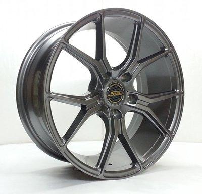 全新鋁圈 wheel EP59783 16吋鋁圈 4孔100 4孔114.3 5孔114.3 亮鐵灰 另有17吋
