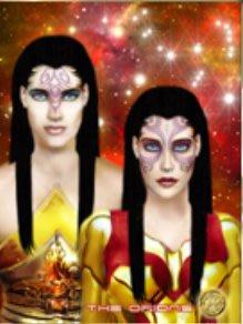 [心靈之音] #312 獵戶星人:外星協助者系列(力量與賦權)THE ORIONS -能量催化圖-美國進口中文說明