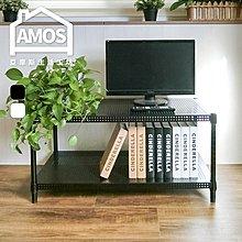 電器架 茶几桌 置物架【DAW011】90CM鐵力士收納茶几桌 Amos