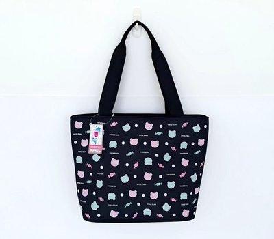 【YOGSBEAR】台灣製造 C 可放A4資料夾 手提袋 環保袋 手提包 側背包 媽媽包 肩背包 D59