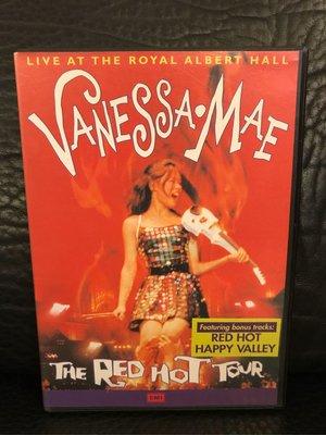 Vanessa Mae Live At The Royal Albert Hall DVD Red Hot