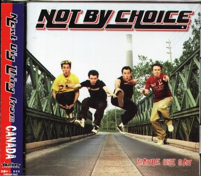 K - Not By Choice - Maybe One Day - 日版