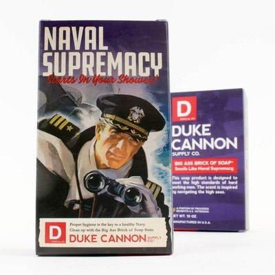 Duke Cannon - BIG ASS 美軍「超能幹」大肥皂 (海軍) 二戰紀念包裝 - LTS 現貨