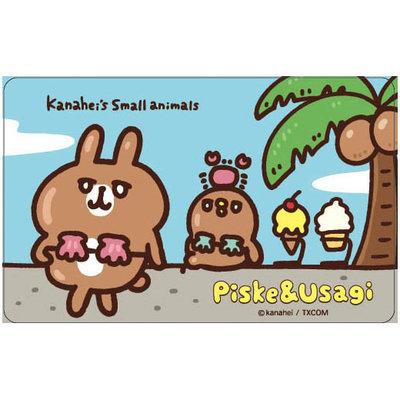 Kanahei卡娜赫拉的小動物烤焦了閃卡悠遊卡