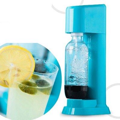 5Cgo 【宅神】含稅會員有優惠 520500790038 氣泡水機蘇打水機自制飲料機可樂汽水機 30秒快速裝電池