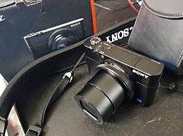 二手 Sony RX100 M4 RX100 IV 公司貨如新 雙電池8G記憶卡 RX100M5 RX100M3