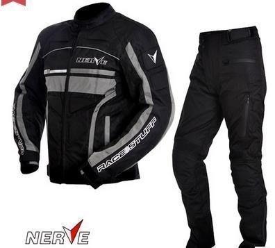 新款ZL·K】NERVE德國G3佐羅摩托車騎行服機車防雨風雪防摔摩托服套裝