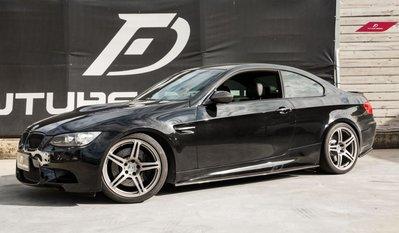 【政銓企業有限公司】BMW E90 E92 E93 M3 FUTURE DESIGN  卡夢側裙 定風翼  台制M3 皆可安裝